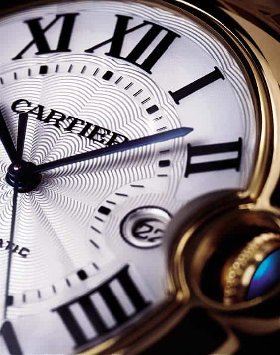Cartier watch San Francisco